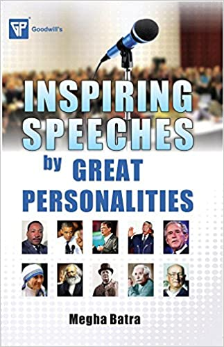See this image Inspiring Speeches by Great Personalities