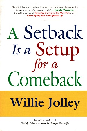 A Setback is a Setup for a Comeback
