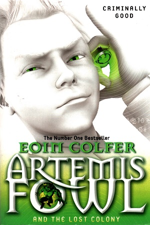 Artemis Fowl: And The Lost Colony