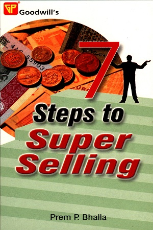 7 Steps to Super Selling