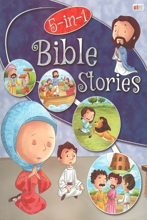 5-In-1 Bible Stories