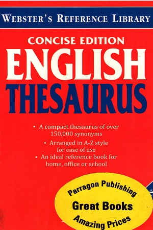 Concise Edition English Thesaurus