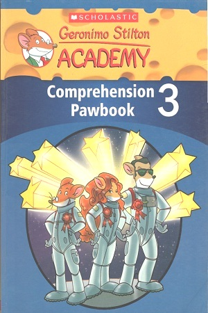 Comprehension Pawbook 3