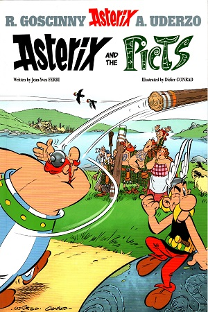 Asterix and The Picts (Album 35)