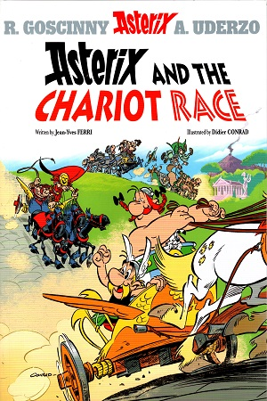 Asterix and The Chariot Race (Album 37)