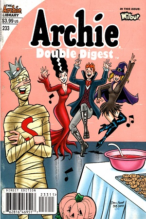 Archie Double Digest Magazine - No 233