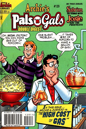 Archie's Pals'n'gals Double Digest - No 129