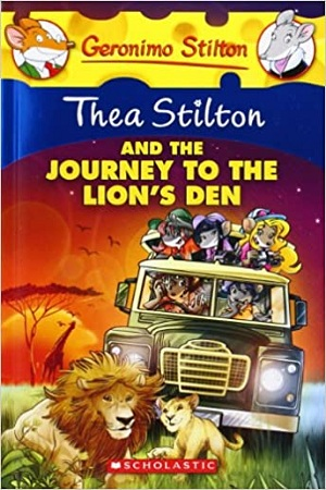 And The Journey To The Lion's Den