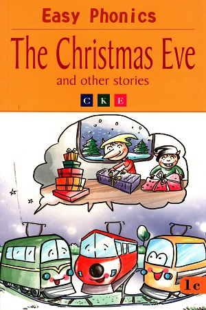Christmas Eve (Easy Phonics)