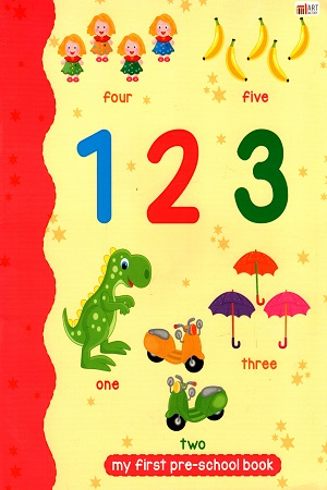 123 ( my first pre-school book)