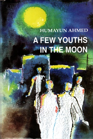 A Few Youths  In The Moon